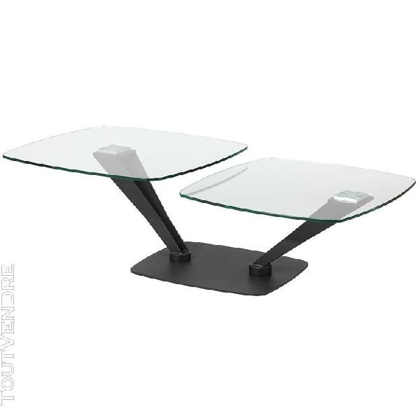 Venicia - table basse rectangulaire