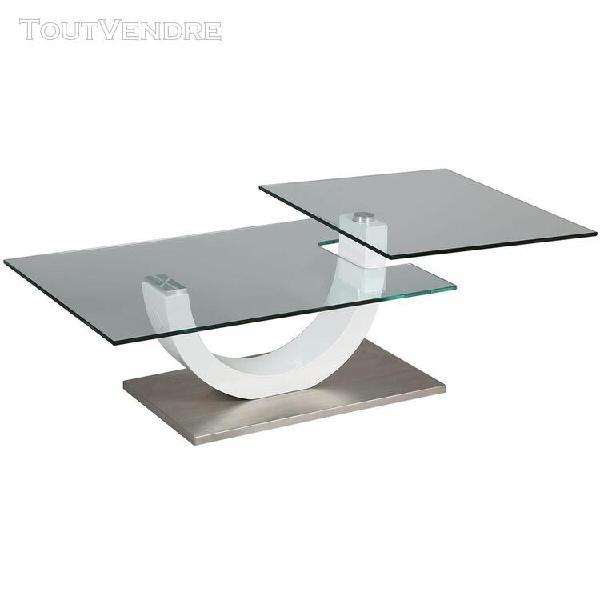 Vitaline - table basse rectangulaire