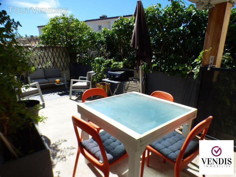 Appartement villeneuve les maguelone 5 pièce(s) 155 m2