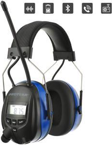 Protear protecteurs d'oreilles rechargeables avec