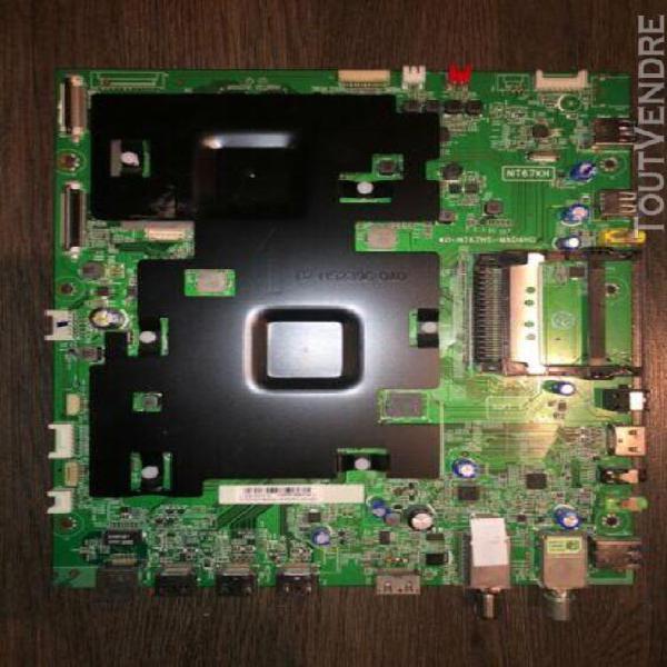 tv thomson 65ub6406 carte mere motherboard 40-nt67hs-mad4hg