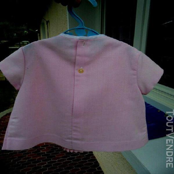 Vêtement ancien de poupée sfbj jumeau bru steiner ect