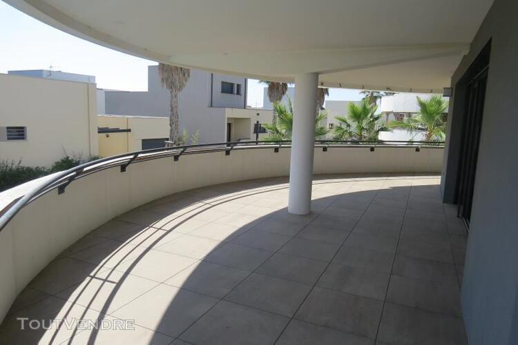 appartement neuf le barcares - 4 pièce(s) - 110.3 m2