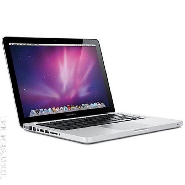 "Apple macbook pro core 2 duo 2,26ghz 2go 250go 13.3"""" notebo"