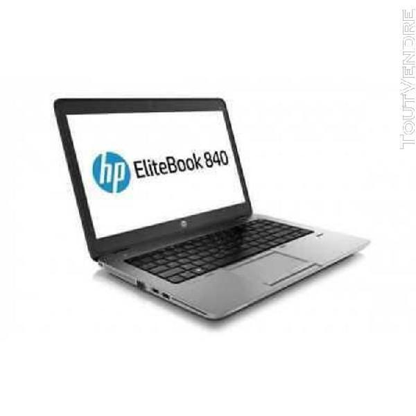 Hp elitebook 840 g1 - 4go - ssd 128go - grade b