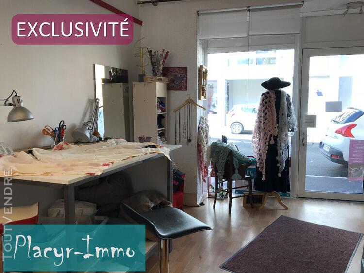 Local commercial de 30 m²