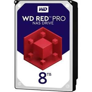 Western digital wd8003ffbx disque dur interne 8.9 cm (3.5) 8