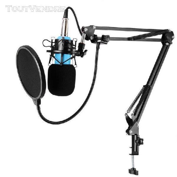 Bm-700/bm-800 karaoké studio enregistrement condensateur