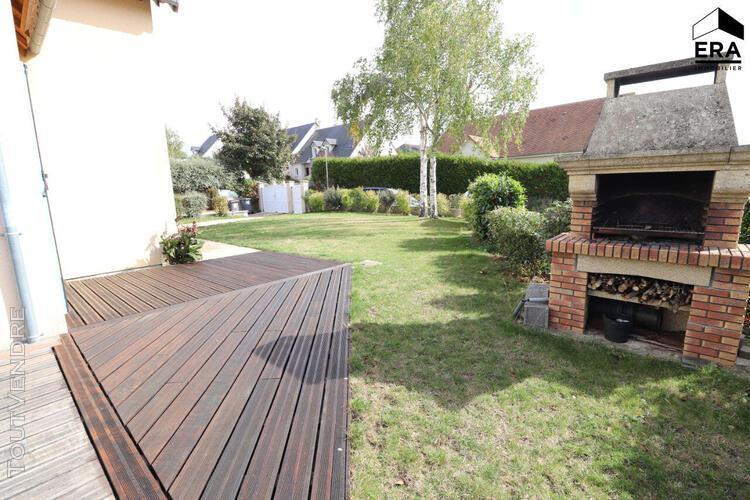 Caen sud - maison familiale avec jardin et sous sol complet