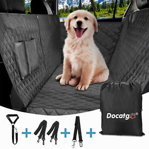 Docatgo housse de siège pour chien, couvertures de voiture