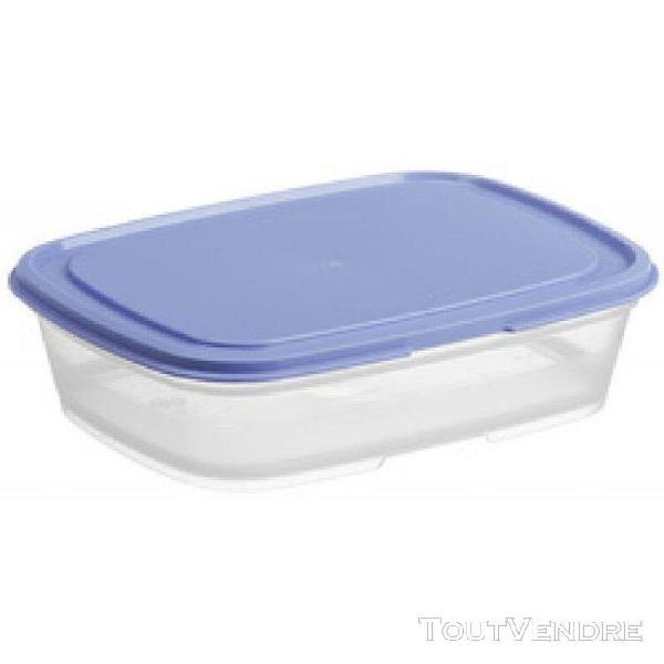 Gastromax bo¿te de conservation, 0,5 l, transparent/bleu