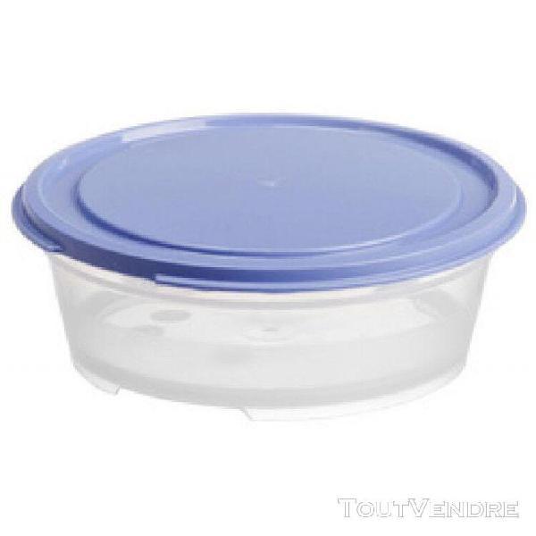 Gastromax bo¿te de conservation, 0,6 l, transparent/bleu
