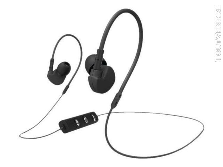 "Hama ""run bt"" clip-on sports earphones - micro-casque - intr"