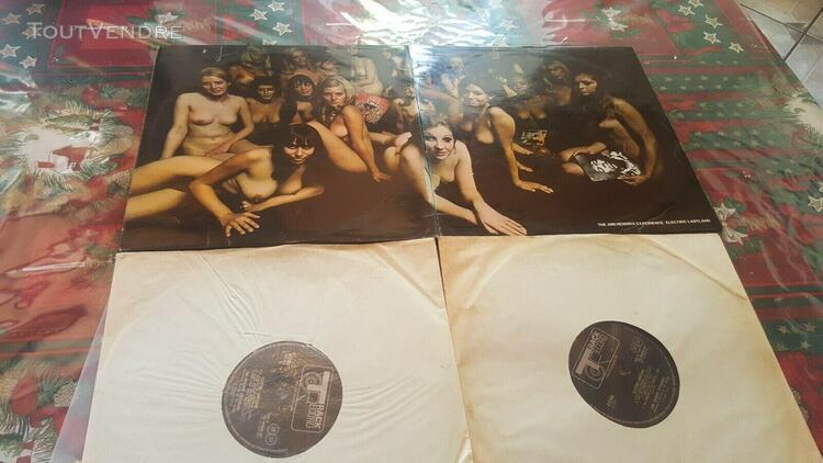 Jimi hendrix experience - electric ladyland track 6130008/9