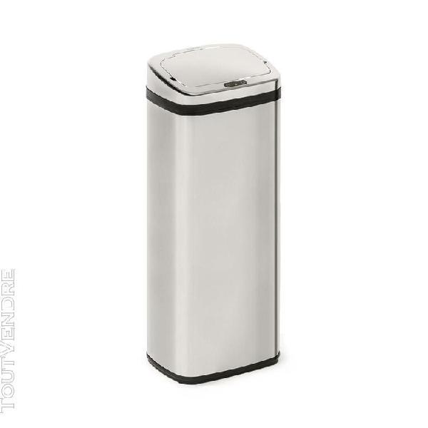 Klarstein cleansmann 50 poubelle 50 litres avec capteur - co
