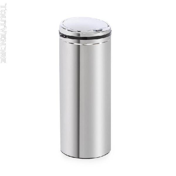 Klarstein cleanton 50 poubelle 50 litres avec capteur - couv