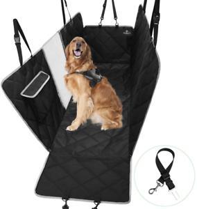 Philorn housse de protection pour siège arrière de chien