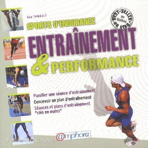 Sports d'endurance - entraînement et performance