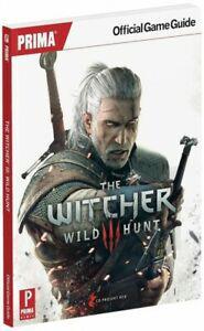 The witcher 3 wild hunt guide de jeu officiel (en français)