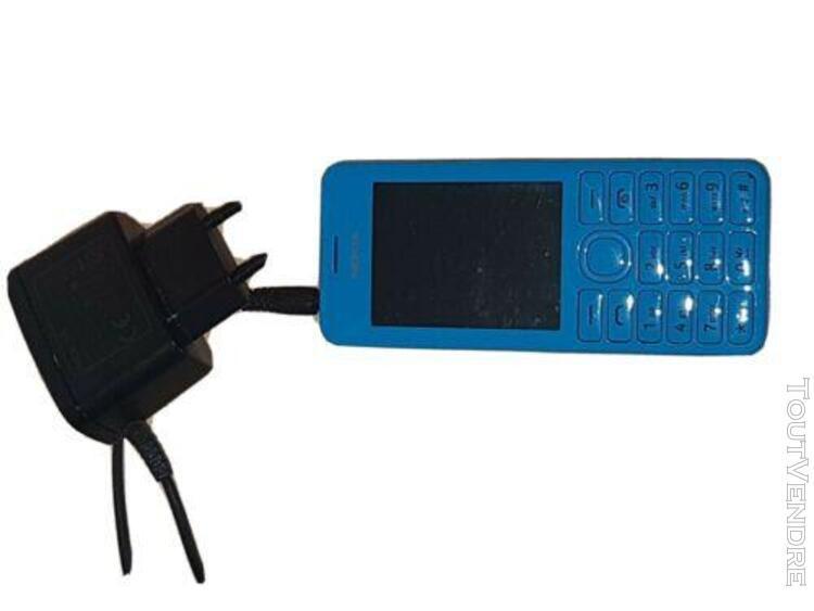 Téléphone nokia 206 état neuf débloqué tout opérateur