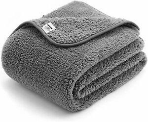 Allisandro couverture lavable pour chien (80x60 cm, gris)