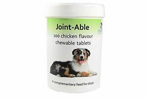 Chemeyes pet health solutions jointable - liver flavoured