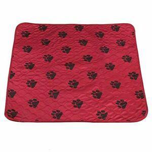 Fdit réutilisable étanche chien pee pad lit tapis