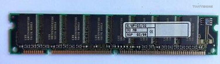 Apple memory stick ram 32 mo pour g3 - memoire 100% garantie