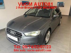 Audi a3 audi a3 berline, 1.8 tfsi 180 qu... / auto mazamet