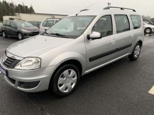 Dacia logan mcv dci 85 eco2 7 places lau... / auto cléguer