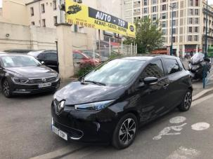 Renault zoe intens charge rapide q90 d'occasion / auto