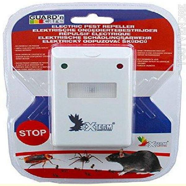Répulsif électrique contre insectes, araignées, fourmis,