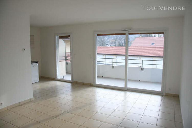 Appartement t3 (68 m²) en location à massongy