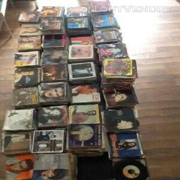 Belle collection vinyl 1750 45t et 180 33t