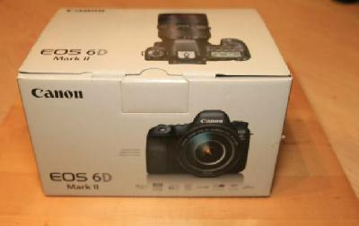 Canon eos 6d mark ii + 24-105mm f/4 l is usm ii
