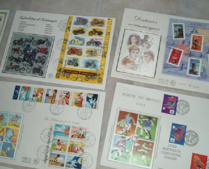 Cartes premieret enveloppes