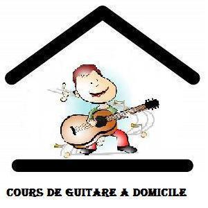 Cours de guitare a domicile tout le val d'oise 95