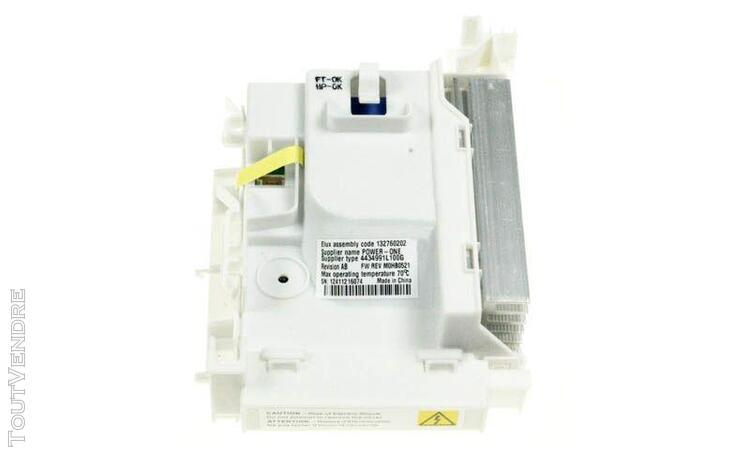 Electrolux - module de controle moteur - ref: 1327602015