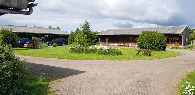 Ensemble immobilier agricole - equestre