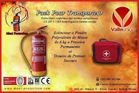 Kit de premier secours maroc