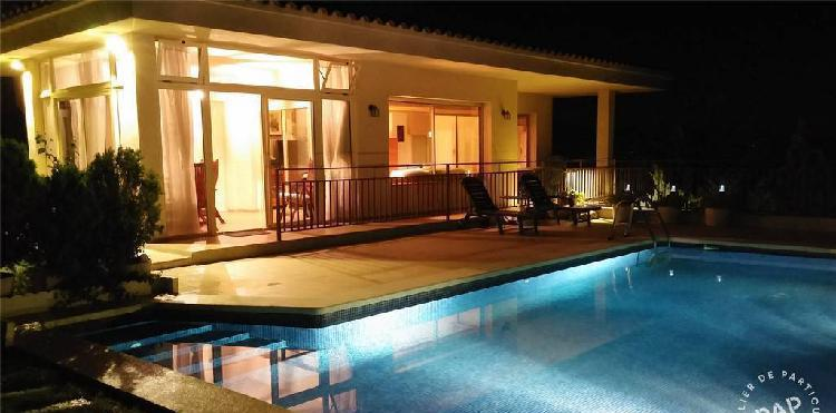 Location maison cunit (costa dorada) 6personnes