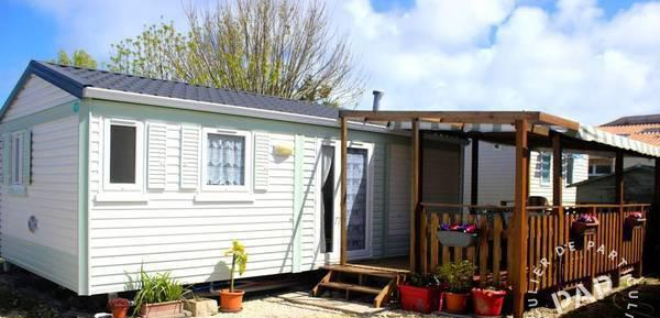 Location mobil-home ile d'oleron - st denis 4 personnes