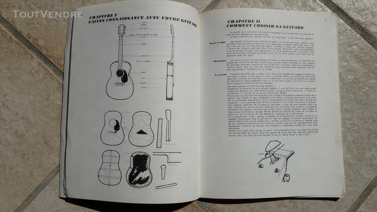 Methode de guitare dadi 1974