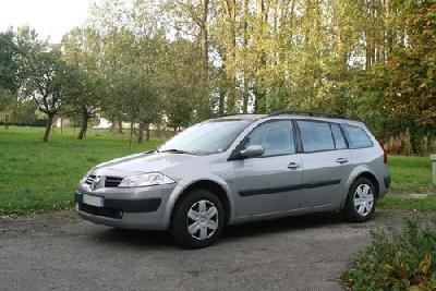Petite annonce auto vente renault mégane ii