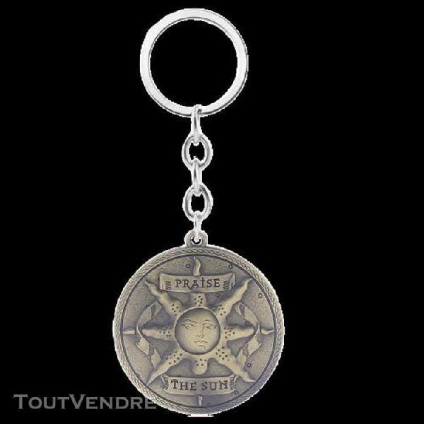 Porte clés dark souls cadeau objet de collection fantaisie