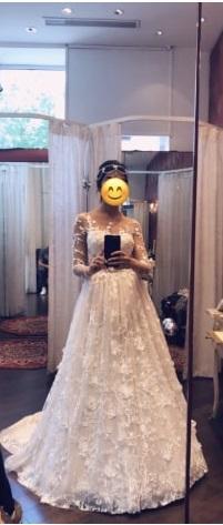 Robe de mariée liliana achetée en juillet 2019