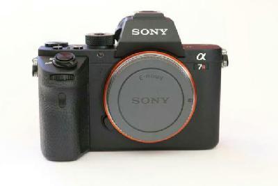 Sony alpha 7r ii, objectifs sony 16-35, 24-240 neuf
