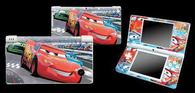 Stickers cars 2 pour nintendo dsi, envoi gratuit