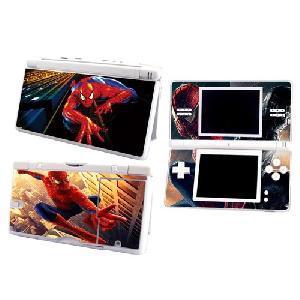 Stickers spiderman 3 pour nintendo ds lite, envoi gratuit