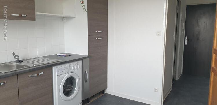 T1 de 35 m² en cours de rénovation